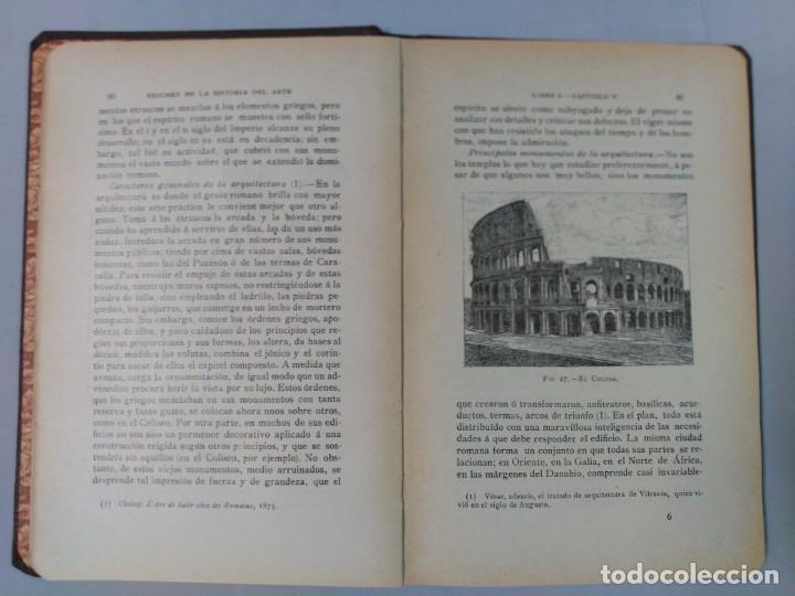 Libros antiguos: LIBRO: HISTORIA DEL ARTE, CA. BAYET, 1907 - Foto 10 - 167678200