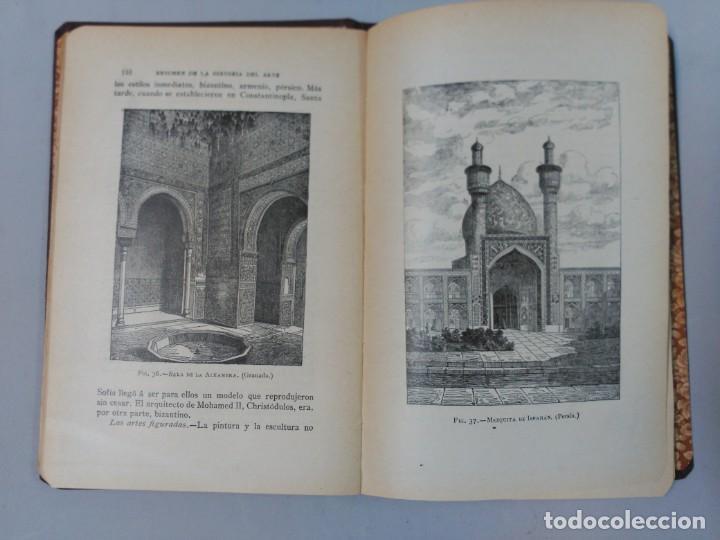 Libros antiguos: LIBRO: HISTORIA DEL ARTE, CA. BAYET, 1907 - Foto 11 - 167678200