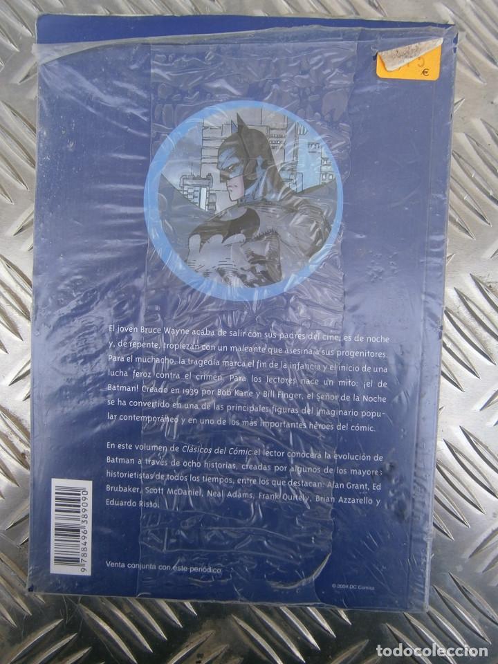 Libros antiguos: batman,,nuevo - Foto 2 - 167705984