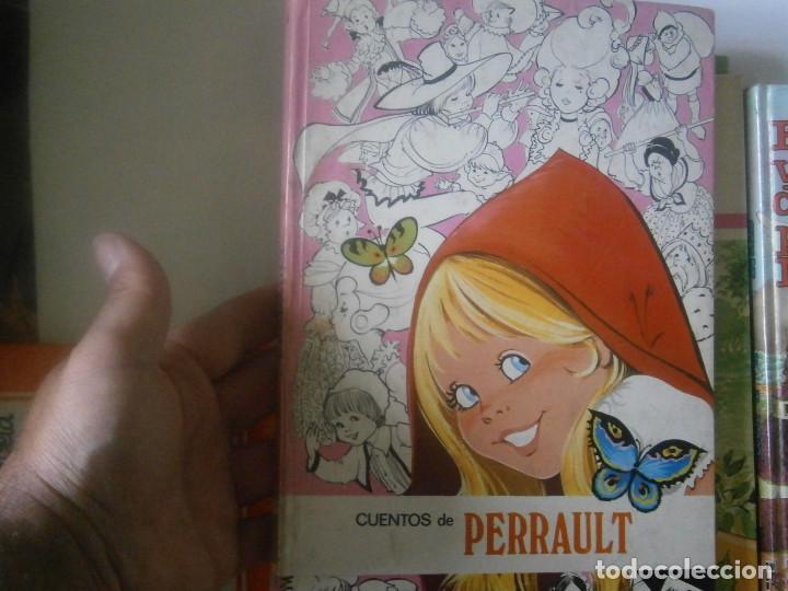 CUENTOS DE PERRAULT (Libros Antiguos, Raros y Curiosos - Literatura - Otros)