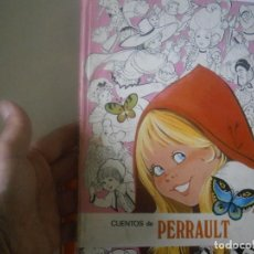 Libros antiguos: CUENTOS DE PERRAULT. Lote 167740840