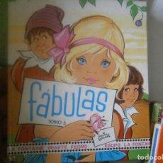 Libros antiguos: FABULAS TOMO 3. Lote 167741212