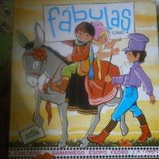 Libros antiguos: FABULAS TOMO -4. Lote 167741396