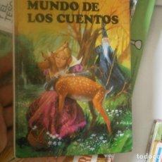 Libros antiguos: MUNDO DE LOS CUENTOS V-10. Lote 167741788