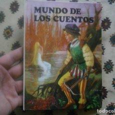 Libros antiguos: MUNDO DE LOS CUENTOS V-3. Lote 167742016