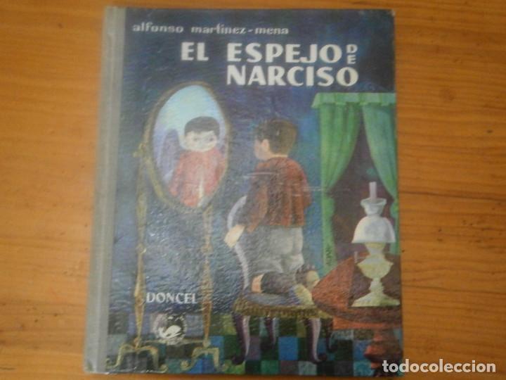 EL ESPEJO DE NARCISO (Libros antiguos (hasta 1936), raros y curiosos - Literatura - Narrativa - Otros)