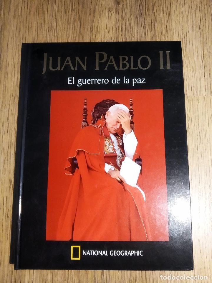 JUAN PABLO II EL GUERRERO DE LA PAZ DE NATIONAL GEOGRAPHIC (Libros Antiguos, Raros y Curiosos - Historia - Otros)