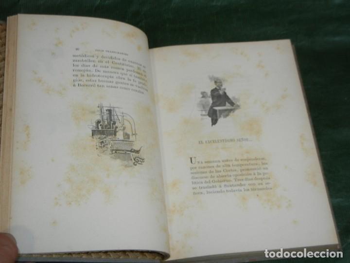 Libros antiguos: TIPOS TRASHUMANTES, DE JOSE M. DE PEREDA - 1897 - Foto 4 - 167850656
