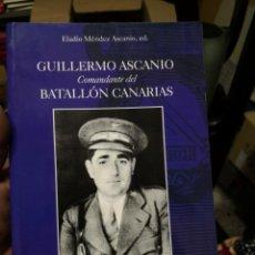 Libros antiguos: ELADIO MÉNDEZ ASCANIO, - ENCUADERNACIÓN DE TAPA BLANDA - M428. GOBIERNO DE CANARIAS - 486PP CONTIENE. Lote 167859776