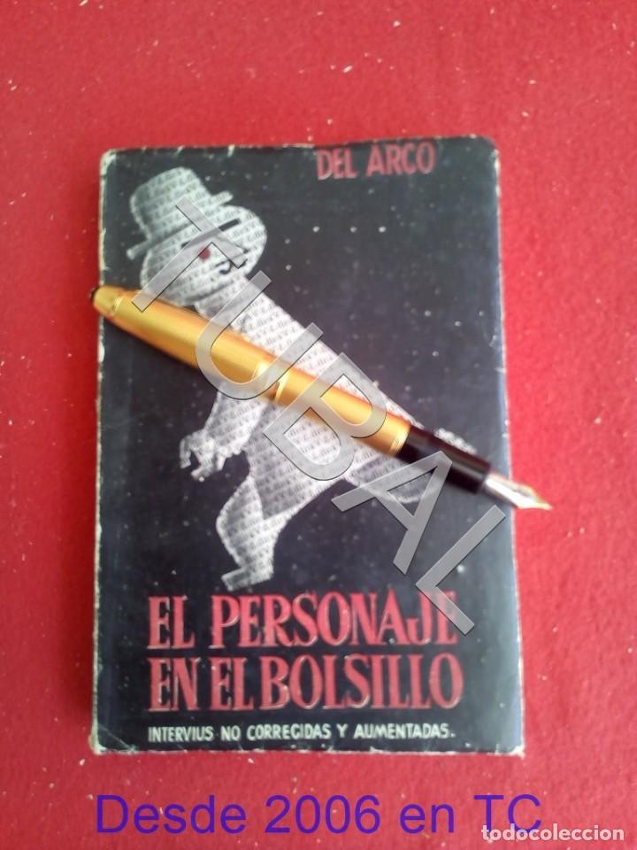 TUBAL DEL ARCO EL PERSONAJE EN EL BOLSILLO LIBRO (Libros Antiguos, Raros y Curiosos - Bellas artes, ocio y coleccionismo - Otros)