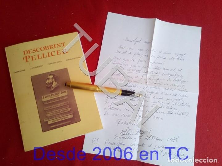 TUBAL DESCOBRINT PELLICER LIBRO (Libros Antiguos, Raros y Curiosos - Bellas artes, ocio y coleccionismo - Otros)