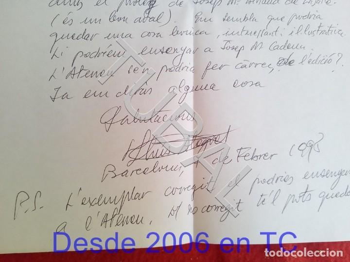 Libros antiguos: TUBAL DESCOBRINT PELLICER LIBRO - Foto 3 - 167865828
