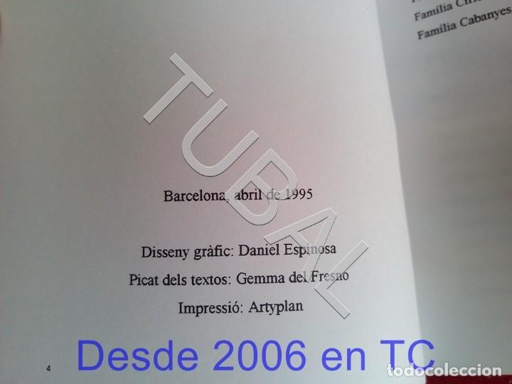 Libros antiguos: TUBAL DESCOBRINT PELLICER LIBRO - Foto 4 - 167865828