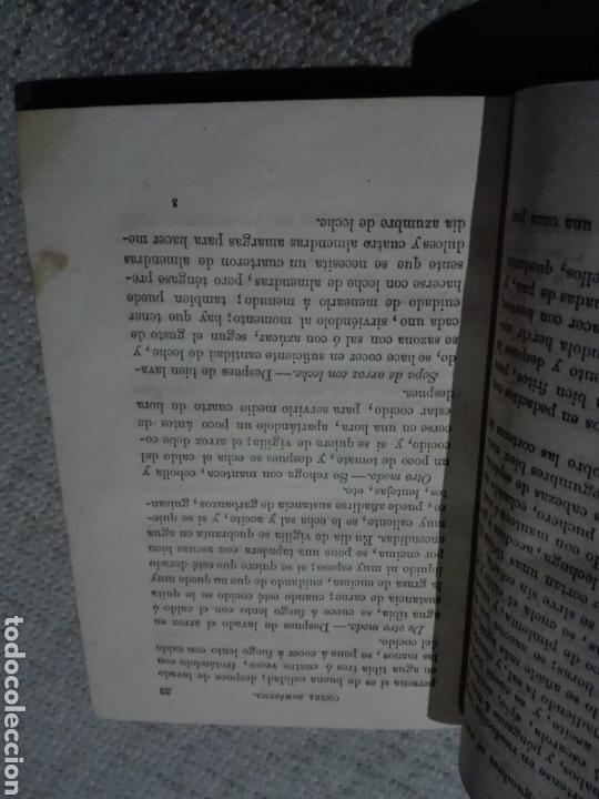 Libros antiguos: EL LIBRO DE LAS FAMILIAS DE COCINA ESPAÑOLA, FRANCESA Y AMERICANA - MAS DE 2000 FORMULAS - 1879 - Foto 4 - 167888117