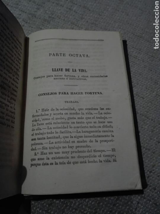Libros antiguos: EL LIBRO DE LAS FAMILIAS DE COCINA ESPAÑOLA, FRANCESA Y AMERICANA - MAS DE 2000 FORMULAS - 1879 - Foto 8 - 167888117
