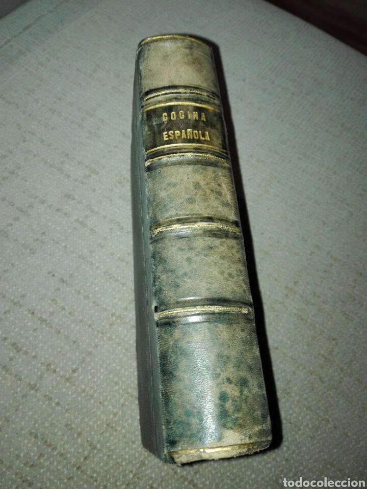 Libros antiguos: EL LIBRO DE LAS FAMILIAS DE COCINA ESPAÑOLA, FRANCESA Y AMERICANA - MAS DE 2000 FORMULAS - 1879 - Foto 2 - 167888117