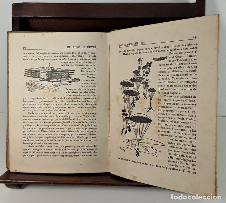 Libros antiguos: MI LIBRO DE REYES. FORTUNATO T. EDIT. HIJOS DE SANTIAGO RODRÍGUEZ. BURGOS. 1922. - Foto 6 - 167904432