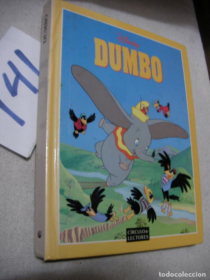 CUENTO INFANTIL - DUMBO (Libros Antiguos, Raros y Curiosos - Literatura Infantil y Juvenil - Otros)