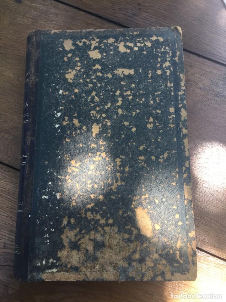 LIBRO QUIMICA APLICADA 1907 (Libros Antiguos, Raros y Curiosos - Bellas artes, ocio y coleccionismo - Otros)