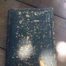 Libros antiguos: LIBRO QUIMICA APLICADA 1907. Lote 167993804