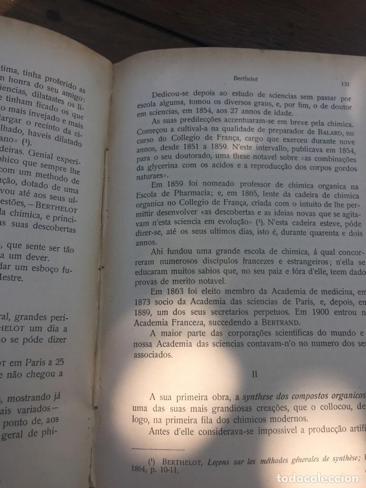 Libros antiguos: Libro quimica aplicada 1907 - Foto 5 - 167993804