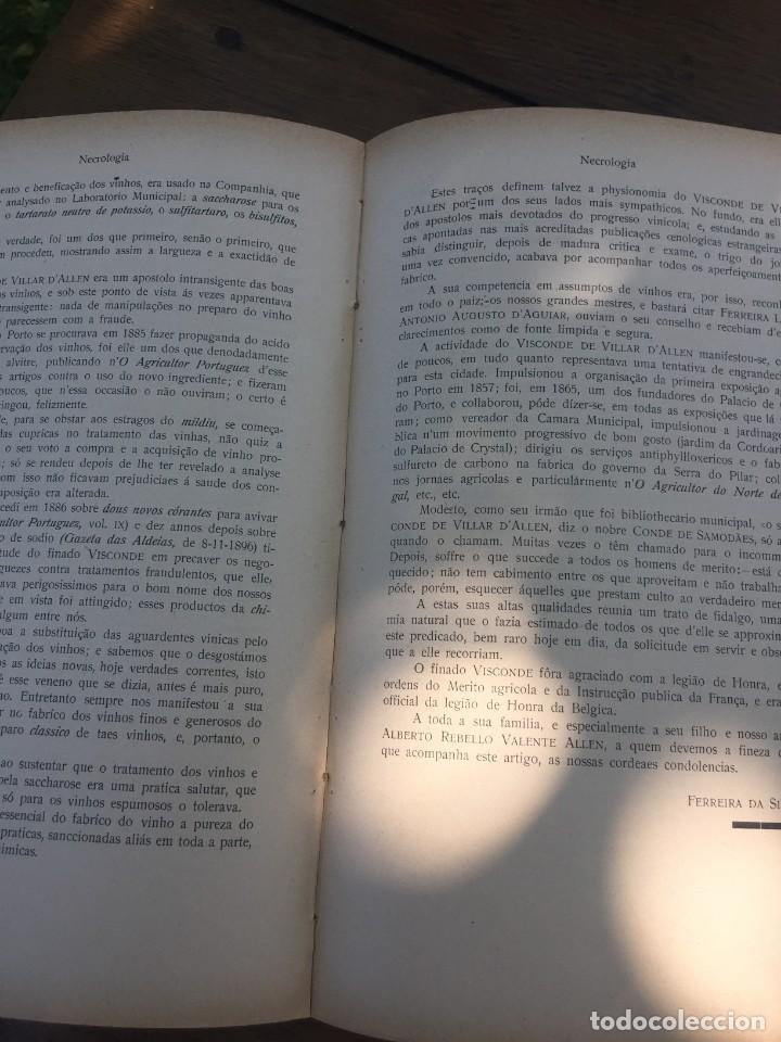 Libros antiguos: Libro quimica aplicada 1907 - Foto 6 - 167993804