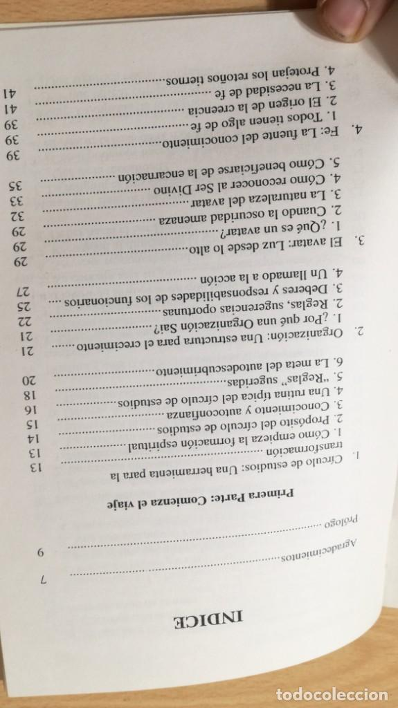 Libros antiguos: CAMINOS HACIA DIOS - JONATHAN ROOF - SAI RAM - Foto 10 - 167997396