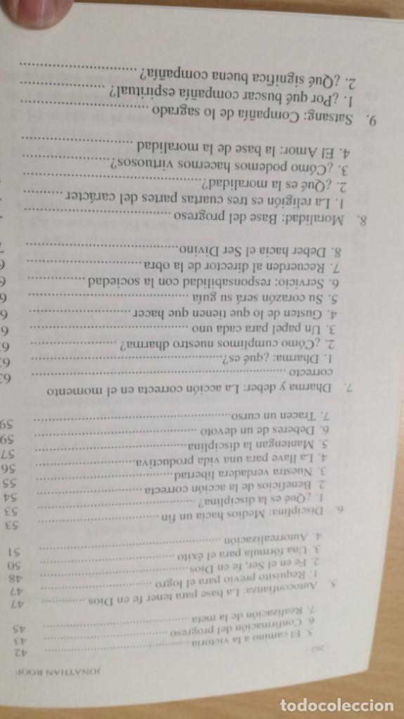 Libros antiguos: CAMINOS HACIA DIOS - JONATHAN ROOF - SAI RAM - Foto 11 - 167997396