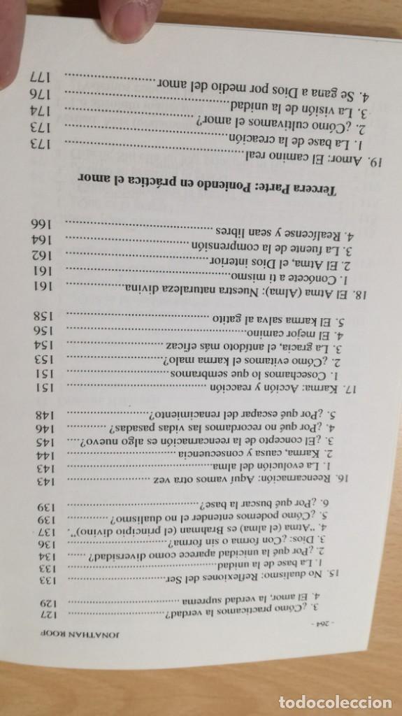 Libros antiguos: CAMINOS HACIA DIOS - JONATHAN ROOF - SAI RAM - Foto 13 - 167997396