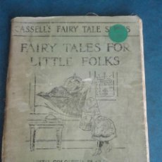 Libros antiguos: FAIRY TALES FOR LITTLE FOLKS BOOK 2. Lote 168024092
