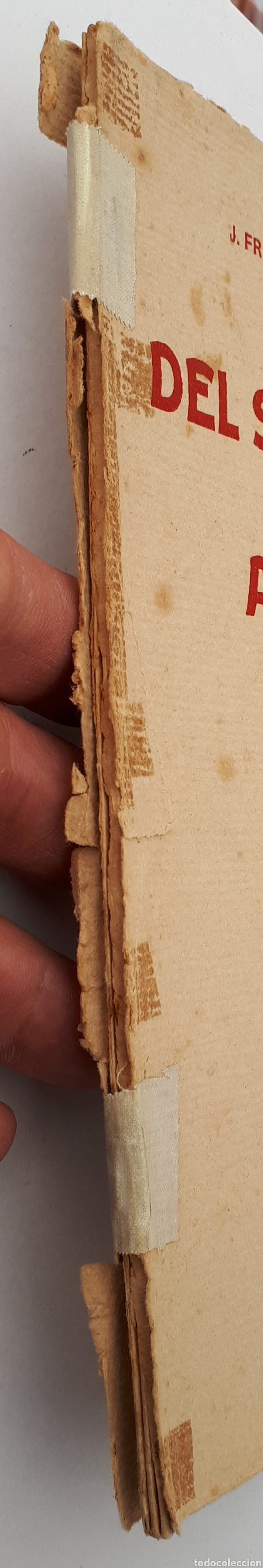 Libros antiguos: DEL SANTANDER ANTIGUO. J. Fresnedo de la Calzada. 1923 - Foto 3 - 168033372