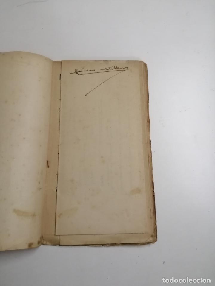 Libros antiguos: Reglamento de organización y preparación del terreno para el combate. 1927 Madrid. Tomo I Láminas. - Foto 3 - 168033532