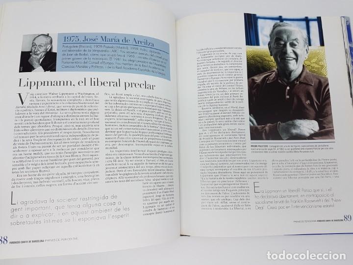 Libros antiguos: 25 ANYS FUNDACIÓ CMTE DE BARCELONA ( 2011 ) - Foto 8 - 168064316