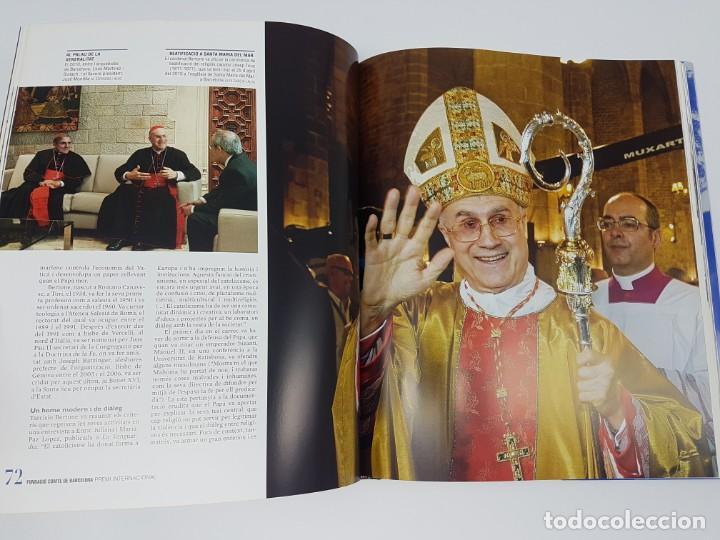 Libros antiguos: 25 ANYS FUNDACIÓ CMTE DE BARCELONA ( 2011 ) - Foto 9 - 168064316