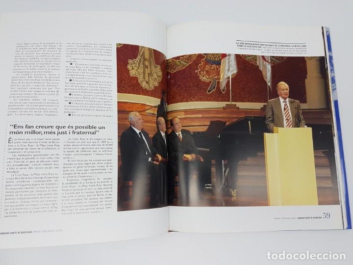 Libros antiguos: 25 ANYS FUNDACIÓ CMTE DE BARCELONA ( 2011 ) - Foto 10 - 168064316
