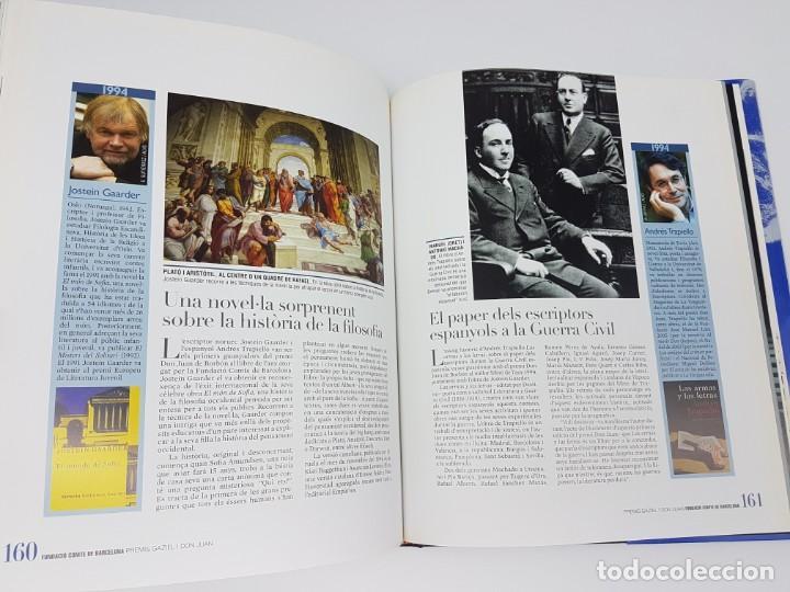 Libros antiguos: 25 ANYS FUNDACIÓ CMTE DE BARCELONA ( 2011 ) - Foto 12 - 168064316