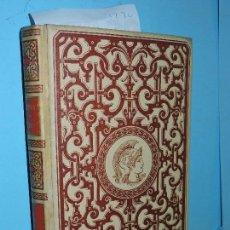 Libros antiguos: HISTORIA DE LOS GRIEGOS TOMO I. DURUY, VÍCTOR. ED. MONTANER Y SIMON. BARCELONA 1890. Lote 168139740