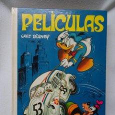 Libros antiguos: PELICULAS WALT DISNEY COLECCION JOVIAL 1980, TOMO 30 , VER FOTOS. Lote 168145532