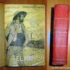 Libros antiguos: EL LIBRO POPULAR : REVISTA LITERARIA ; EL CUENTO GALANTE ; BELMONTE, EL MISTERIOSO. - 1913. Lote 168177172