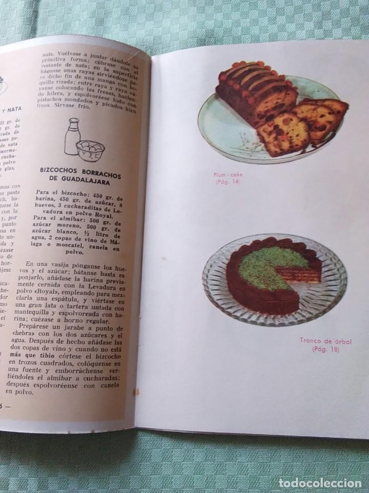 Libros antiguos: ROYAL librito de fórmulas - Foto 3 - 168183712