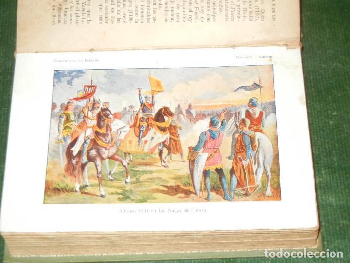 Libros antiguos: HISTORIA DE ESPAÑA Y DE LAS REPUBLICAS SUDAMERICANAS,- VOL. 4 - ALFREDO OPISSO - Foto 3 - 168186004