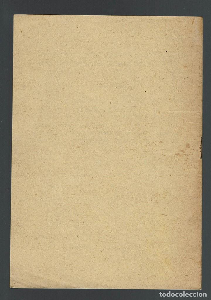 Libros antiguos: REGLAMENTO DE LA UNIÓN DE ANTIGUOS ALUMNOS SALESIANOS DE CIUDADELA. AÑO 1931. (MENORCA.2.4) - Foto 2 - 168188628