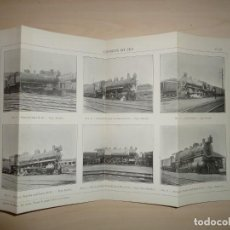 Libros antiguos: LES CHEMINS DE FER AMÉRICAINS. MATÉRIEL ET TRACTION. MARCEL JAPIOT. 1907. FERROCARRIL. Lote 168207040