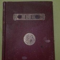 Libros antiguos: CLIO BALLESTER TOMO 1. Lote 168238088