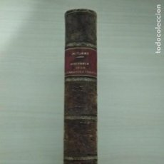 Libros antiguos: HISTORIA DE LA LITERATURA CUBANA. AURELIO MITJANS. 1918. Lote 168315560