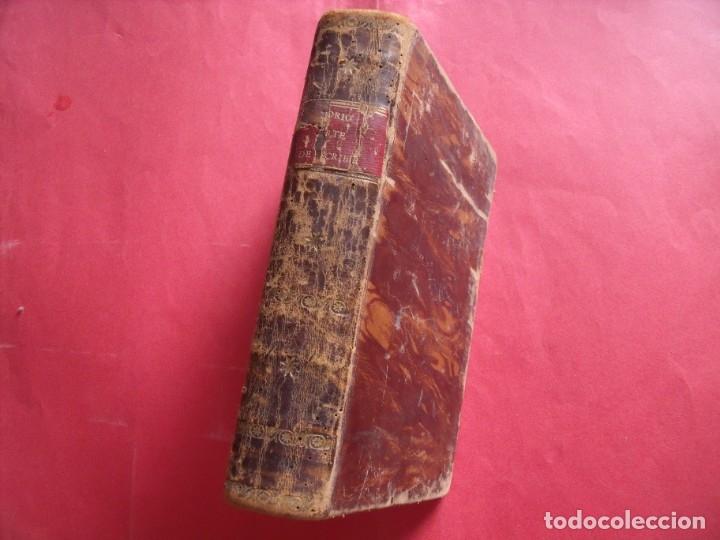 Libros antiguos: TORCUATO TORIO DE LA RIVA Y HERRERO.-ARTE DE ESCRIBIR POR REGLAS.-GRAMATICA.-GRABADOS.-MADRID.-1802. - Foto 9 - 102429471