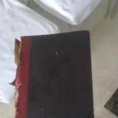 Libros antiguos: TRATADO DE TOPOGRAFÍA RICARDO GUARDIOLA. Lote 168356514