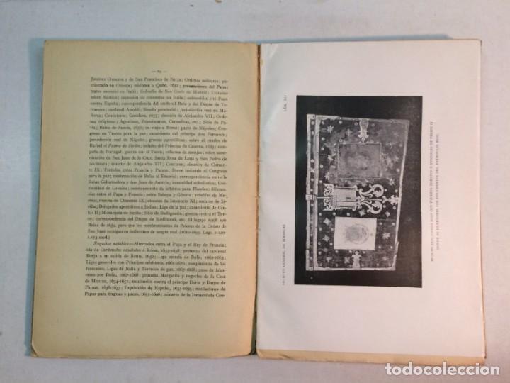 Libros antiguos: Guia Histórica y descriptiva del Archivo General de Simancas (1920) - Foto 5 - 168466408