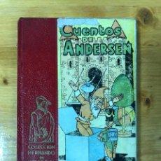 Libros antiguos: CUENTOS DE ANDERSEN.. Lote 168489901