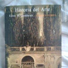 Libros antiguos: E. H. GOMBRICH: HISTORIA DEL ARTE.ED. ALIANZA FORMA 1984. Lote 166057562